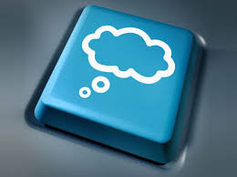 think about the cloud